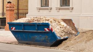 Podstawienie kontenera na gruz Chrzanów - Tanie kontenery na gruz, wywóz gruzu